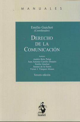 DERECHO DE LA COMUNICACIÓN 2015