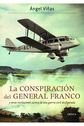 LA CONSPIRACION DEL GENERAL FRANCO