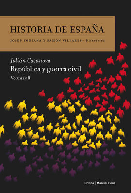 HISTORIA DE ESPAÑA VOL. 8