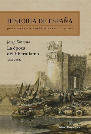 HISTORIA DE ESPAÑA VOL. 6