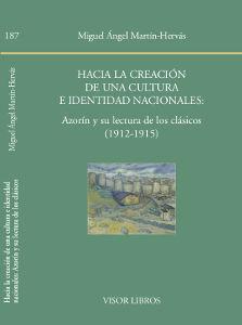 HACIA LA CREACIÓN DE UNA CULTURA E IDENTIDAD NACIONALES: