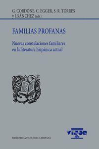FAMILIAS PROFANAS