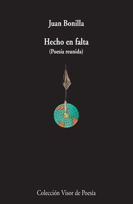 HECHO EN FALTA (POESÍA REUNIDA)