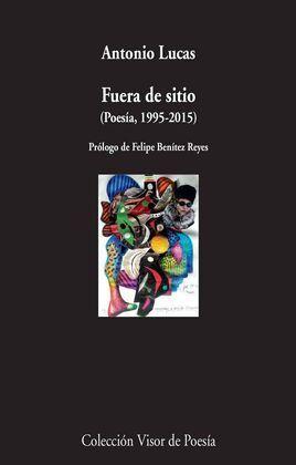 FUERA DE SITIO (POESA, 1995-2105)
