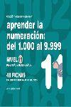 APRENDER LA NUMERACIÓN, DEL 1.000 AL 9.999, NIVEL