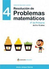 RESOLUCI�N DE PROBLEMAS MATEM�TICOS 04