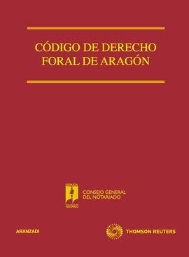 CODIGO DE DERECHO FORAL DE ARAGON