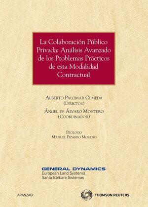 COLABORACION PUBLICO PRIVADA, LA. ANALISIS AVANZADO DE LOS