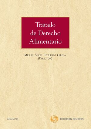 TRATADO DE DERECHO ALIMENTARIO