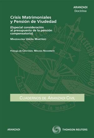 CRISIS MATRIMONIALES Y PENSION DE VIUDEDAD