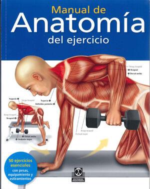 MANUAL DE ANATOMÍA DEL EJERCICIO (COLOR)