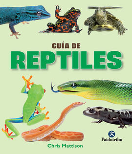 GUÍA DE REPTILES  (COLOR)
