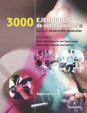 3000 EJERCICIOS DE DESARROLLO MUSCULAR 2
