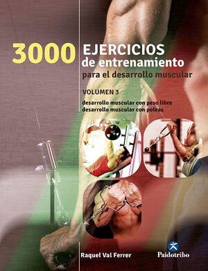 3000 EJERCICIOS DE DESARROLLO MUSCULAR 3