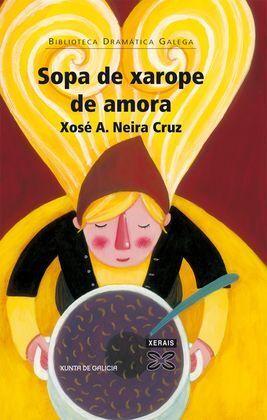SOPA DE XAROPE DE AMORA