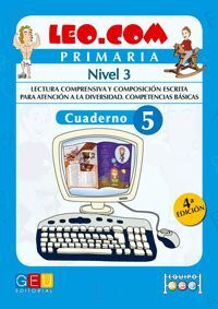 LEO.COM, EDUCACION PRIMARIA. CUADERNO 5