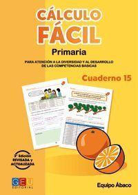 CALCULO FACIL 15