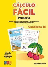 CALCULO FACIL 16
