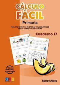 CALCULO FACIL 17