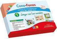 CONO-FONOS 1. JUEGO CON LOS SONIDOS