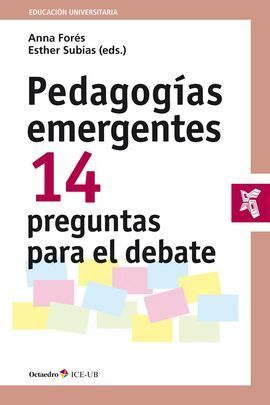 PEDAGOGÍAS EMERGENTES