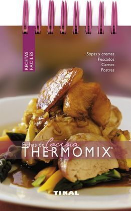 THERMOMIX.(FICHAS DE COCINA)