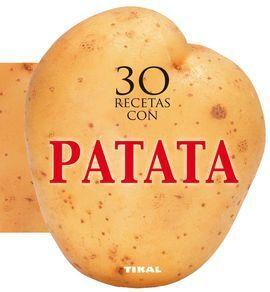 30 RECETAS CON PATATA