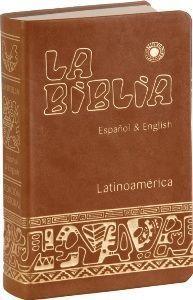 BIBLIA LATINOAMERICANA. BILINGUE ESPAÑOL INGLES