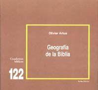 GEOGRAFÍA DE LA BIBLIA