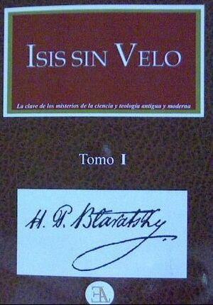 ISIS SIN VELO. TOMO 1