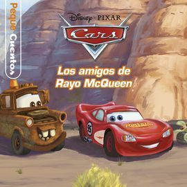 CARS:LOS AMIGOS DE RAYO MCQUEEN