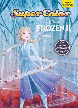 FROZEN 2. SUPERCOLOR