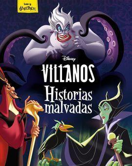 VILLANOS. HISTORIAS MALVADAS. RECOPILATORIO CUENTO