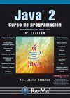 JAVA 2. CURSO DE PROGRAMACIÓN 4ª EDICIÓN