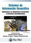 SISTEMAS DE INFORMACION GEOGRAFICA. APLICACIONES EN DIAGNOSTICOS