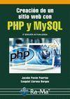 CREACION DE UN SITIO WEB CON PHP Y MYSQL 5ºED