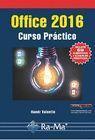 OFFICE 2016 CURSO PRÁCTICO