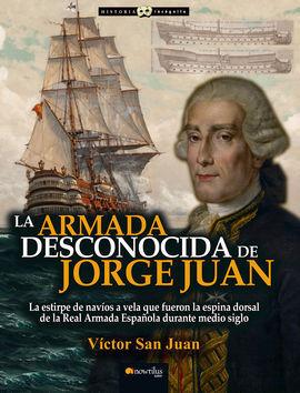 ARMADA DESCONOCIDA DE JORGE JUAN