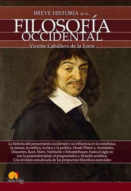 BREVE HISTORIA DE FILOSOFIA OCCIDENTAL