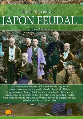 BREVE HISTORIA DEL …JAPON FEUDAL