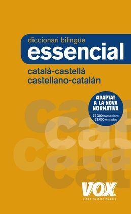 DICCIONARI ESSENCIAL CASTELLANO-CATALÁN / CATALÀ-CASTELLÀ