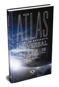 ATLAS ACTUAL DE GEOGRAFÍA UNIVERSAL VOX 2019