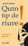 QUIN TIP DE RIURE! (PDF)