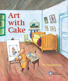 ART WITH CAKE