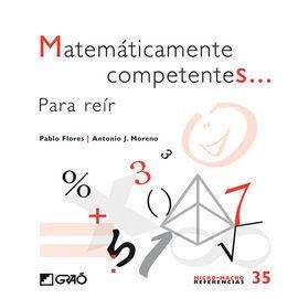 MATEMATICAMENTE COMPONENTES... PARA REIR