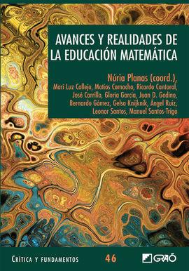 AVANCES Y REALIDADES DE LA EDUCACION MATEMATICA