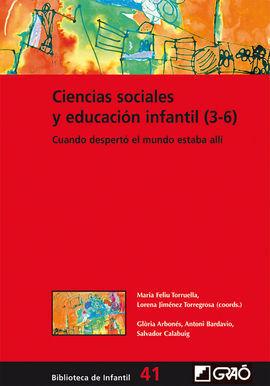 CIENCIAS SOCIALES Y EDUCACION INFANTIL 3-6