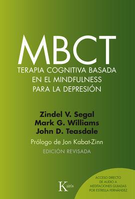 MBCT TERAPIA COGNITIVA BASADA EN EL MINDFULNESS PARA LA DEPRESION
