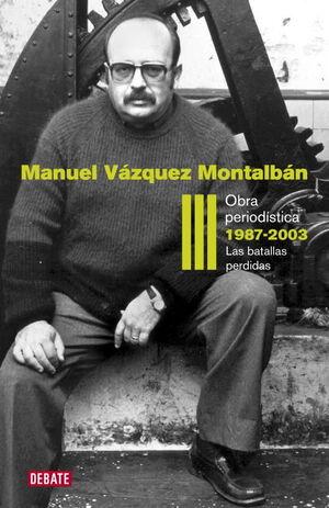 OBRA PERIODISTICA 3 1986 - 2003