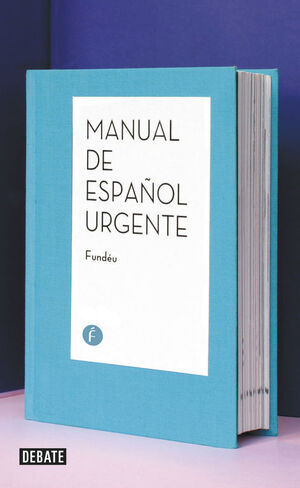 MANUAL DEL ESPAÑOL URGENTE